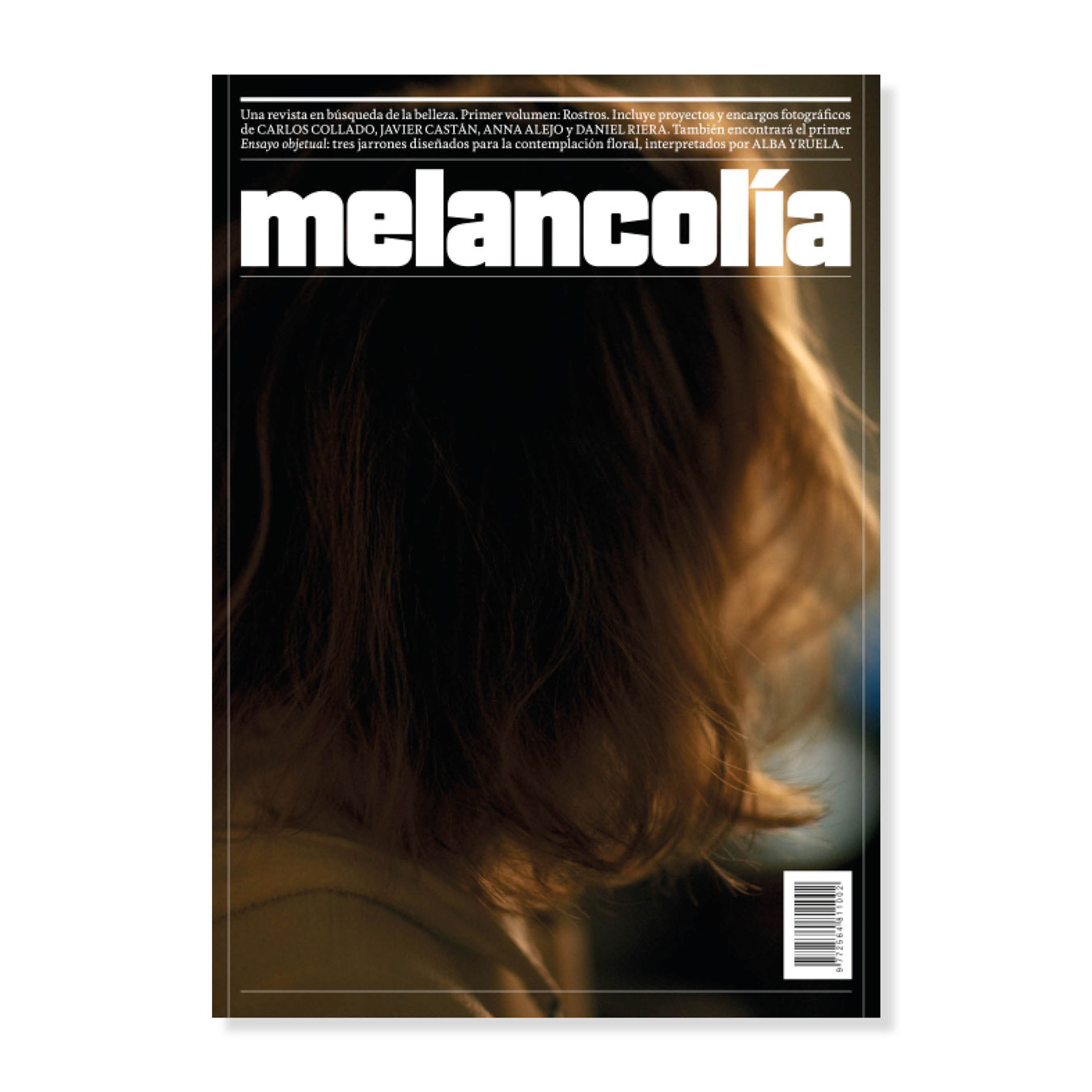 Melancolía Magazine Volume One