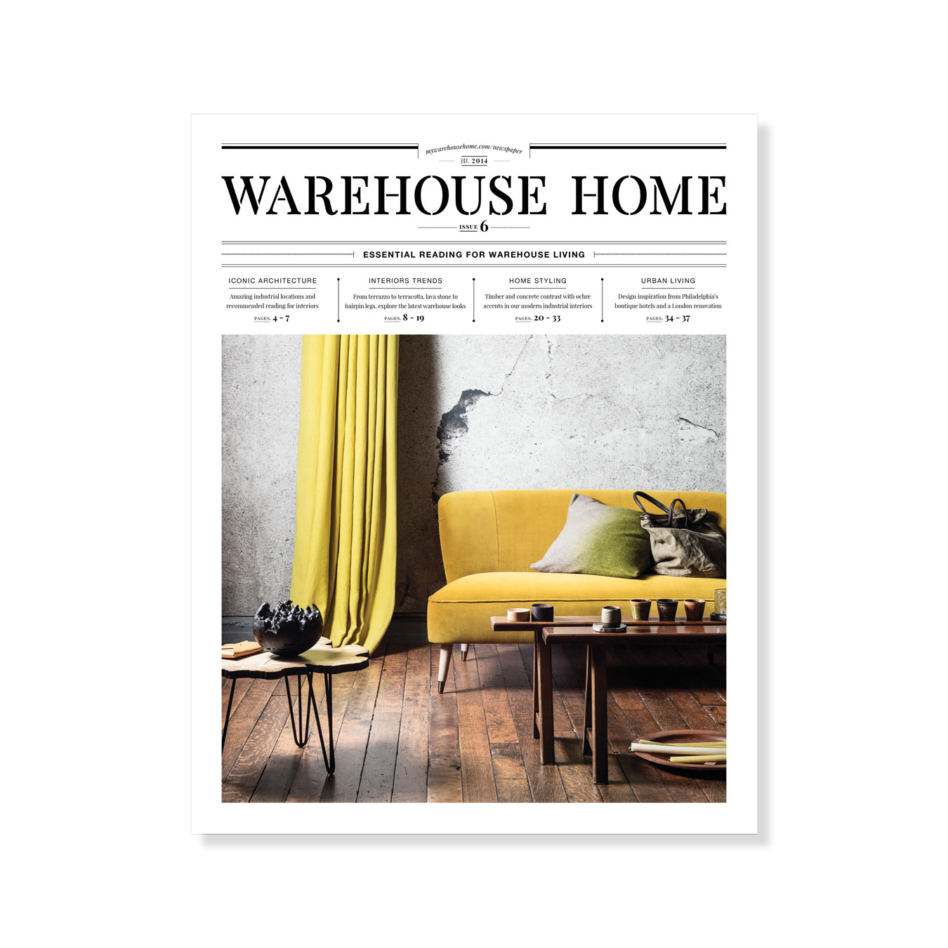 WAREHOUSE HOME Issue 6 - June 2017