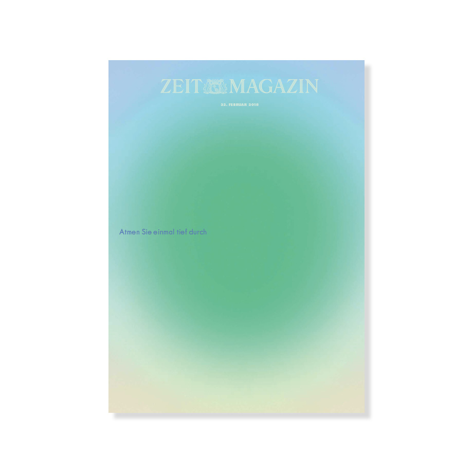 Zeit Magazin - February 2018