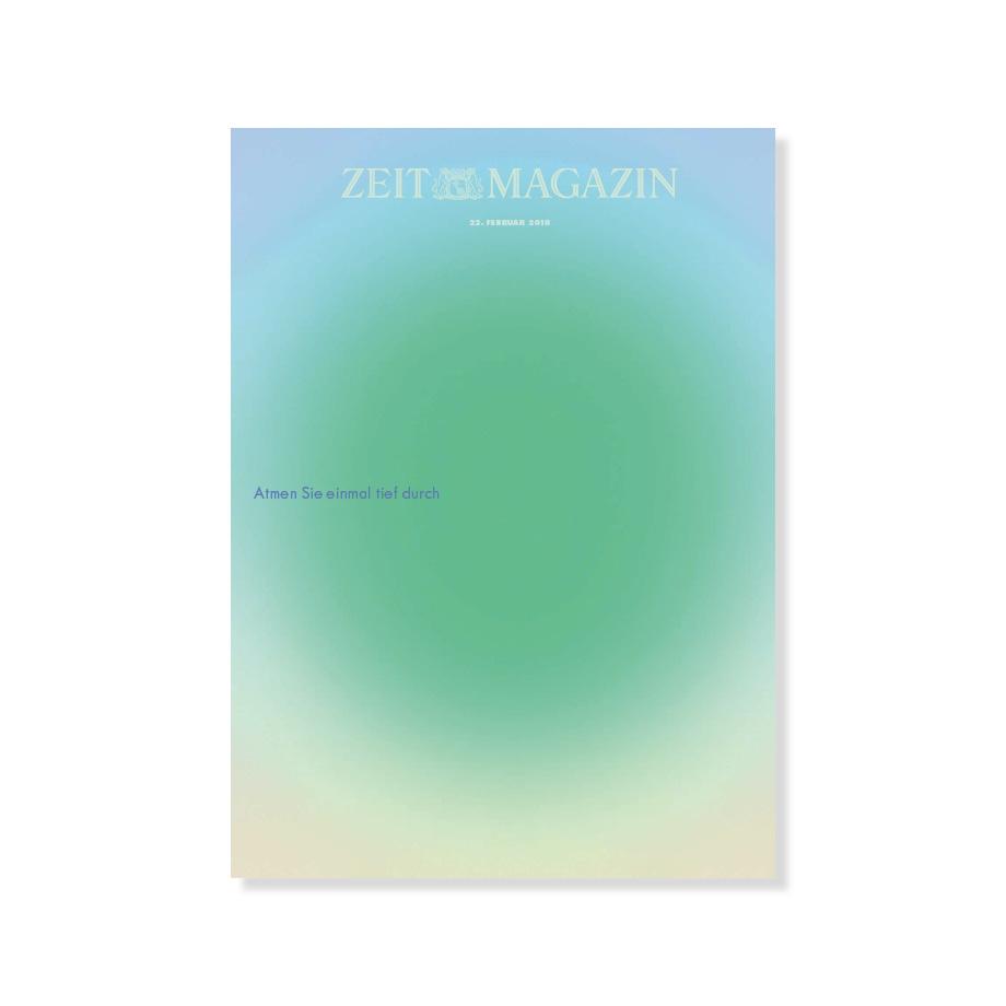 Zeit Magazin - February 2018