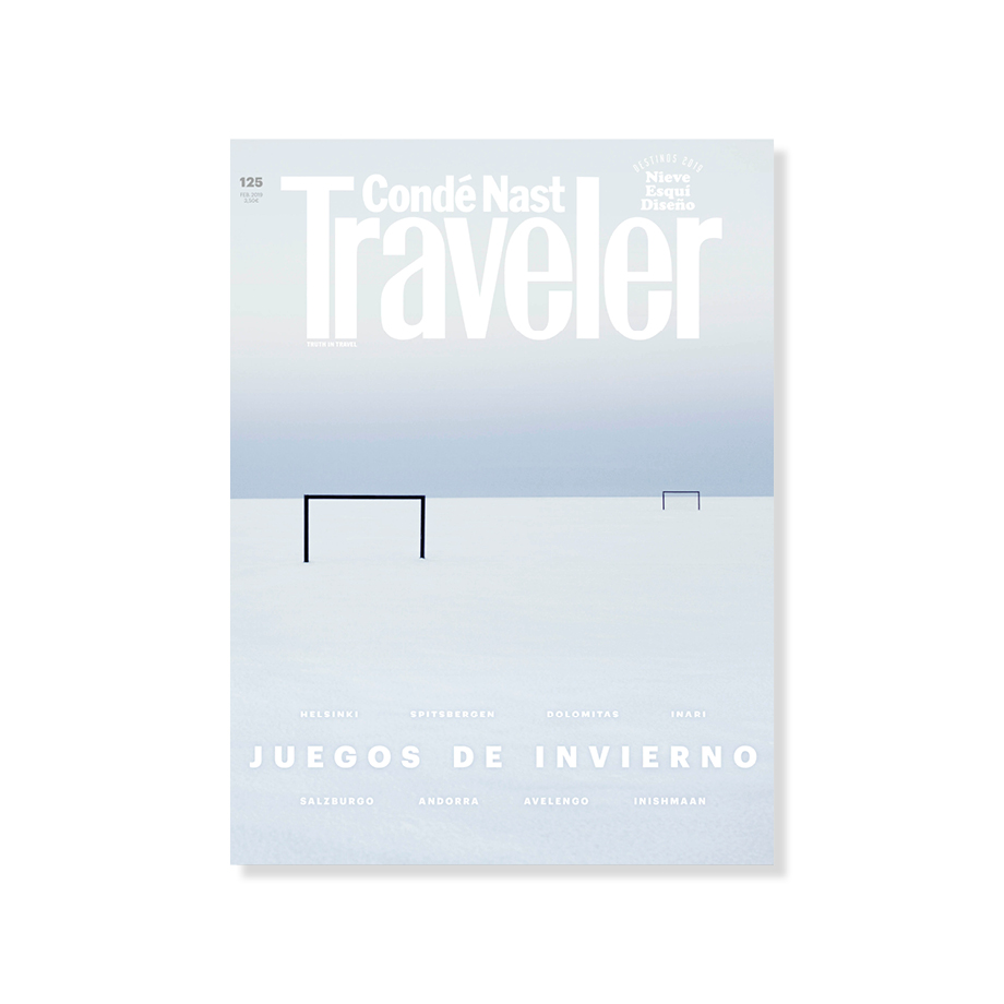 Condé Nast Traveler - February 2019