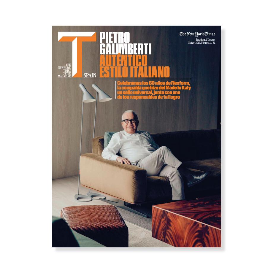 T magazine - March 2019